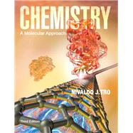 Chemistry: A Molecular Approach by Tro, 9780321809247