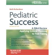Pediatric Success by Richardson, Beth, Ph.D., R.N., 9780803639249