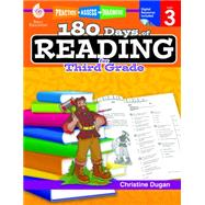 180 Days of Reading for Third Grade by Dugan, Christine, 9781425809249