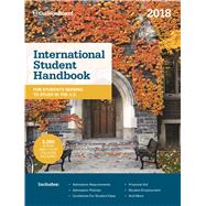 International Student Handbook 2018 by Unknown, 9781457309250
