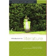 Composition II: Introduction to Literature: TTU CUSTOM by Huddleston, 9781269679251