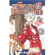 The Seven Deadly Sins 3 by SUZUKI, NAKABA, 9781612629254