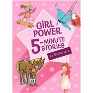Girl Power 5-minute Stories by Houghton Mifflin Harcourt, 9780544339255