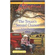 The Texan's Second Chance by Pleiter, Allie, 9780373819256