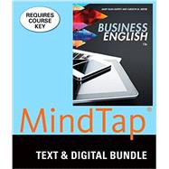 Bundle: Business English, Loose-Leaf Version, 12th + MindTap Business Communication, 1 term (6 months) Printed Access Card by Guffey, Mary Ellen; Seefer, Carolyn M., 9781305939257