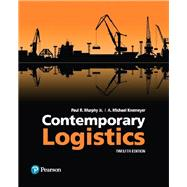 Contemporary Logistics by Murphy, Paul R.; Knemeyer, A. Michael, 9780134519258
