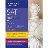 Kaplan SAT Subject Test U.S. History by Unknown, 9781506209258