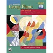 Alfred's Group Piano for Adults: Student Book 2, 2nd Edition (Book & CD-ROM) by Lancaster, E. L., 9780739049259