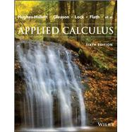 APPLIED CALCULUS by Unknown, 9781119399261