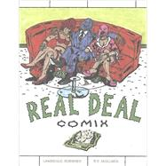 Real Deal Comix by Hubbard, Lawrence; Mcelwee, H. P., 9781606999264