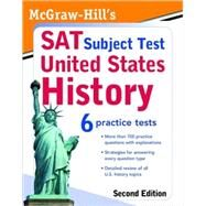 McGraw-Hill's SAT Subject Test: United States History 2/E by FARABAUGH, 9780071609265