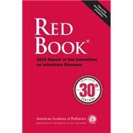 Red Book 2015 by Kimberlin, David W., M.D.; Brady, Michael T., M.d.; Jackson, Mary Ann, M.D.; Long, Sarah S., M.D., 9781581109269