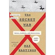 The Secret War by Hastings, Max, 9780062259271
