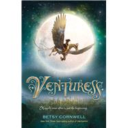 Venturess by Cornwell, Betsy, 9780544319271