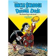 Walt Disney Uncle Scrooge and Donald Duck the Don Rosa Library Vol. 5 by Rosa, Don, 9781606999271