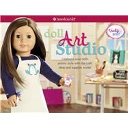 Doll Art Studio Kit by Magruder, Trule; Peterson, Stacy, 9781609589271