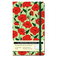 Floral Poppy Journal by Thunder Bay Press, Editors of, 9781626869271