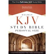 KJV Study Bible Personal Size, Hardcover by Unknown, 9781586409272
