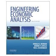 Engineering Economic Analysis by Newnan, Donald G.; Lavelle, Jerome P.; Eschenbach, Ted G., 9780199339273
