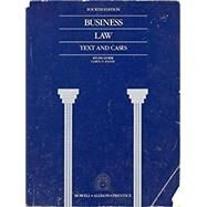 Business Law by University Co-op Custom Publishing, 9780840089274
