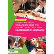 Addressing SEND in the Curriculum: Languages by Connor; John, 9781138699274