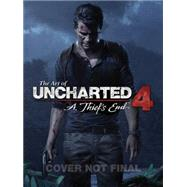 The Art of Uncharted 4 by Naughty Dog, 9781616559274