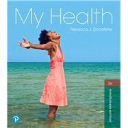 My Health by Donatelle, Rebecca J., 9780134729275