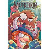 Munchkin Vol. 4 by Sykes, Sam; Peralta, Len; McGinty, Ian, 9781608869275