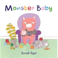 Monster Baby by Dyer, Sarah, 9781910959275
