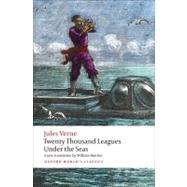 The Extraordinary Journeys: Twenty Thousand Leagues Under the Sea by Verne, Jules; Butcher, William, 9780199539277