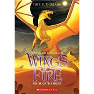 Wings of Fire Book Five: The Brightest Night by Sutherland, Tui T., 9780545349277