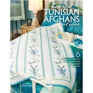 Colorful Tunisian Afghans to Crochet by Winkleman, Glenda, 9781596359277