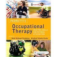 Pedretti's Occupational Therapy by Pendleton, Heidi Mchugh; Schultz-krohn, Winifred, 9780323339278