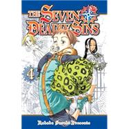 The Seven Deadly Sins 4 by SUZUKI, NAKABA, 9781612629278