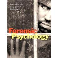 Forensic Psychology by Pozzulo; Joanna, 9780205209279