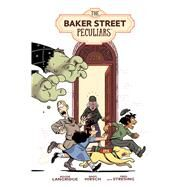 The Baker Street Peculiars by Langridge, Roger; Hirsch, Andy, 9781608869282