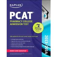 Kaplan PCAT 2013-2014 by Kaplan, 9781609789282