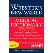 Webster's New World Medical Dictionary, Fully Revised and Updated by Unknown, 9780470189283