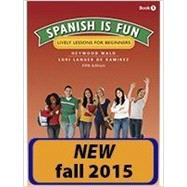 Spanish Is Fun: Book 1 by Perfection Learning, 9781634199285