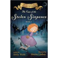 The Case of the Stolen Sixpence by Webb, Holly; Lindsay, Marion, 9780544339286