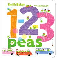 1-2-3 Peas by Baker, Keith; Baker, Keith, 9781442499287