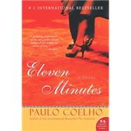 Eleven Minutes by Coelho, Paulo, 9780060589288