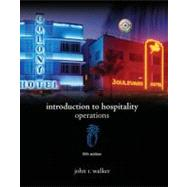 Introduction to Hospitality by Walker, John R., 9780135139288