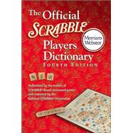 The Official Scrabble Players Dictionary by Merriam-Webster, 9780877799290