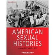 American Sexual Histories by Reis, Elizabeth, 9781444339291