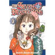 The Seven Deadly Sins 5 by Suzuki, Nakaba, 9781612629292