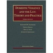 Domestic Violence and the Law: Theory and Practice by Schneider, Elizabeth M.; Hanna, Cheryl; Sack, Emily J.; Greenberg, Judith G., 9781599419299