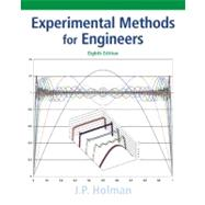 Experimental Methods for Engineers by Holman, Jack, 9780073529301