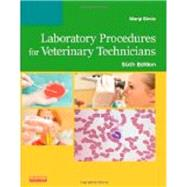 Laboratory Procedures for Veterinary Technicians by Sirois, Margi, 9780323169301