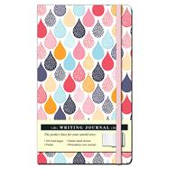 Multi Teardrop Journal by Thunder Bay Press, Editors of, 9781626869301
